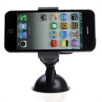 KFZ Halterung für Samsung iPhone Smartphone GPS, KFZ Saugnapfhalter
