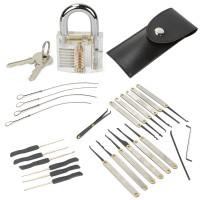 Lockpicking Lockpick Set 15tlg Pick Set Dietriche Set Schlossknacken