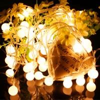 Party Lichterkette Beleuchtung für Weihnachtsbeleuchtung 10m 80LED