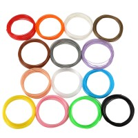 3D Print Filament ABS 14 Farben Stift Pen Set f. 3D Drucker 1.75 MM