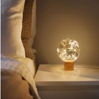 LED Nachtlicht Glühbirne Atmosphäre Dekorative Licht Warmweiss USB