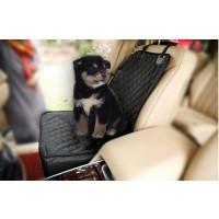 Hund Autositzbezug Autoschondecke Autoschutzdecke Hundedecke schwarz