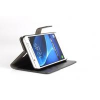 Handy Schutzhülle für Samsung Galaxy J5 2016 Hülle Wallet Tasche Flip