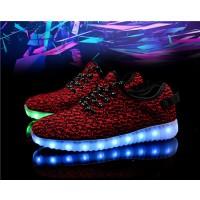 Unisex Sneaker/Leuchtende Schuhe Licht Tanzschuhe Casual Gr.37