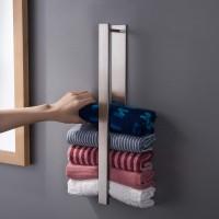 Handtuchhalter Ohne Bohren Gästehandtuchhalter Handtuchstange 40cm