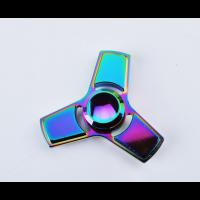Fidget Rainbow Spinner - Spielzeug 67g Tri Hand Spinner Stresslöser