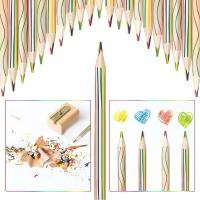 30er Buntstifte Zauberstift Farbstift für Künstler Erwachsene Kinder