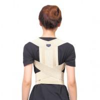 Geradehalter zur Haltungskorrektur für Männer und Frauen, mit verstellbarem Schultergurt, Gr. L