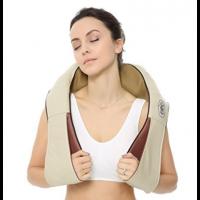 Schulter Massagegerät Elektrisch für Nacken Rücken Nackenmassagegerät
