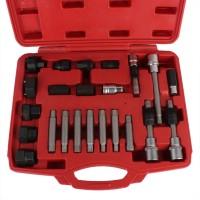 24 Tlg. Lichtmaschinen Reparatur Werkzeug Set für VW,AUDI,SEAT, Mercedes