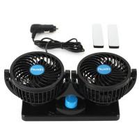 Auto Lüfter Ventilator 15W mit 2 Geschwindigkeiten, Gebläse Luftfilter