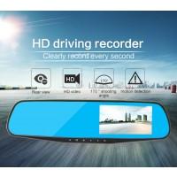 Auto Rückspiegel DVR Kamera Recorder Bewegungserkennung G-Sensor 1080P