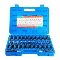 Entriegelungswerkzeug Auspinwerkzeug 23tlg ISO Stecker KFZ mit Koffer