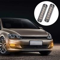 LED Frontblitzer Warnlicht Blitzlicht Notfall Licht 2pcs für Auto LKW