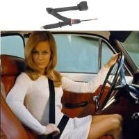 Automatikgurt Gurtschnalle Gurtpeitsche Sicherheitsgurt für Auto KFZ