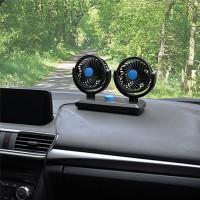 Auto Ventilator Lüfter Klimaanlage Doppelkopf Leistungsstarke Kühlung
