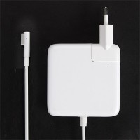 Laptop Ladegerät Adapter Netzteil 85W 2 Magsafe Adapter Repacement 18,5V 4,6A für Mac Apple Macbook und Macbook Pro vor 06.2012