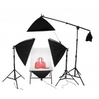 Profi Fotostudio Set Studioleuchte Studioset Fotolampe