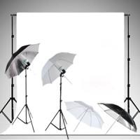 Hintergrundstoff Reflektorschirme Fotoleuchte