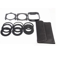 Filter Set für Cokin P Serie 6-slot Case 6 Filters 9 Ring
