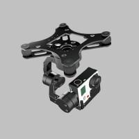 GoPro 3 Kamerahaltung DJI Phantom Tragrahmen 12V