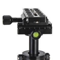 Kompakt Schwebestativ Stabilisator 40cm Handheld bis 2kg schwarz