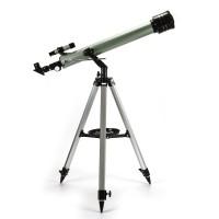 Teleskop für Einsteiger für Beobachtung von Himmel und Landschaft