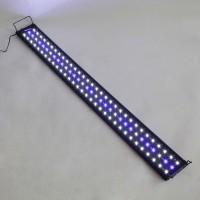 Aquarium Beleuchtung 96 Stück LED Aquarien Aufsetzleuchte Blau Weiß