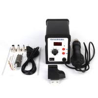 Entlötwerkzeug Hot Air Lötstation 858D mit LED Anzeiger und Halter