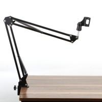 Mikrofonständer Mikrofonarm Halterung Stativ Tischklemm Verstellbar