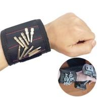 Magnetarmband Magnet Klettband Armbänder für Holding Werkzeuge