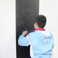 Tafelfolie Schwarz – Selbstklebende Tafel-Aufkleber – 45x200cm