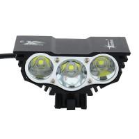 Fahrradlampe LED Scheinwerfer Fahrradlicht Fahrradbeleuchtung