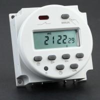 Zeitschaltuhr programmierbar PC Wochenzeitschaltuhr 12V 16A
