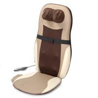 Massagesitzauflage Massageauflage Sitzauflage Wärmefunktion braun 60 W