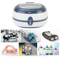 Ultraschallreiniger Ultraschall Reinigungsgerät Edelstahl 600ml 35W