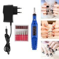 Elektrische Nagel Bohnermaschine Maniküre Nagelschleifer Bits Kit
