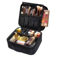 Kosmetiktasche Makeup Tasche Kulturbeutel Schminktasche mit Griff
