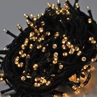 Solar Lichterkette warmweiß LED Beleuchtung 22m 200 LEDs Weihnachten Party Dekoration Leuchte wasserdicht
