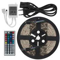 Stripe Lichtschläuche Leiste Streifen Band Lichter 300LED mit Netzteil