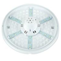 LED Deckenleuchte Weiß mit Bewegungsmelder 10W