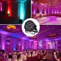 18 LED Disco Bühne Licht Farbe Mischen Led Beleuchtung LED Par Licht