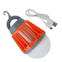 Moskito Killer Anti Moskito Latern 2in1 USB LED Zeltlampe Camping