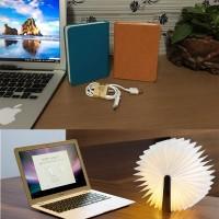 Lampe Nachttischlampe Tischleuchte LED Stimmungsleuchte mit USB Kabel