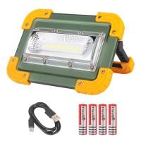 Scheinwerfer Aussenstrahler LED Strahler Flutlichtstrahler Lampe 30W