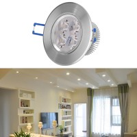 Einbaustrahler Deckenstrahler Deckeneinbauleuchte Einbauspot LED 4W
