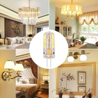 Stiftsockellampe Leuchtmittel Glühbirne LED Lampen warmweiss 2W 10er