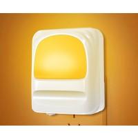 LED Nachtlicht Steckdose Steckdosenlicht Orientierungslicht Stufenlos