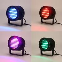 Stimme Lampe Strahler Bühnenbeleuchtung LED Lichteffekt RGB 4er Light