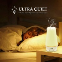 Luftbefeuchter Aroma Luftreiniger Ultraschall LED Diffusor Ultra 150ML